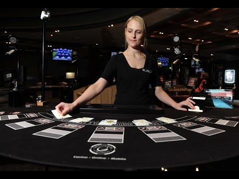 Croupier training for jobs at £3m revamped Grosvenor Casino Leeds Westgate