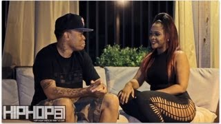 Adult Film Star Gizelle XXX Talks Life as a Black Woman in the Porn Industry & More with HHS1987