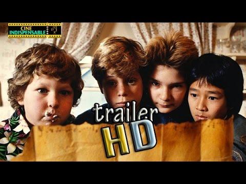 Trailer Los Goonies HD en español