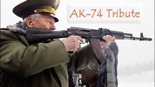AK-74 Tribute (40 years anniversary)