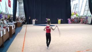 М@ленькая фея 2011 Художественная гимнастика 5