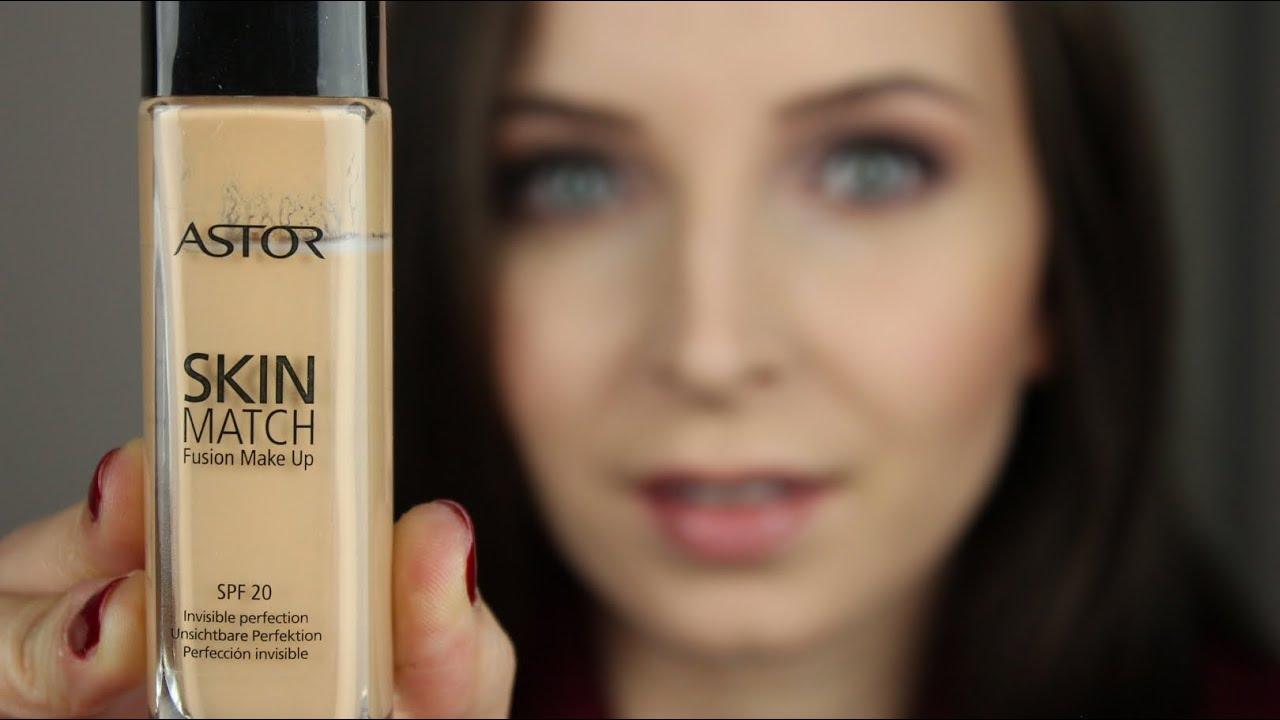 astor skin match protect makeup review fay blog. Black Bedroom Furniture Sets. Home Design Ideas