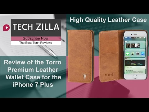 new style 02ee5 d788b The Best Premium Leather Case for the Iphone 7 Plus - the Torro ...