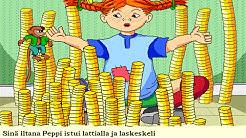 Peppi Pitkätossu Tarina 📖  - Suomalainen Videopeli /No Commentary