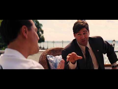 The Wolf of Wall Street's meeting with the feds