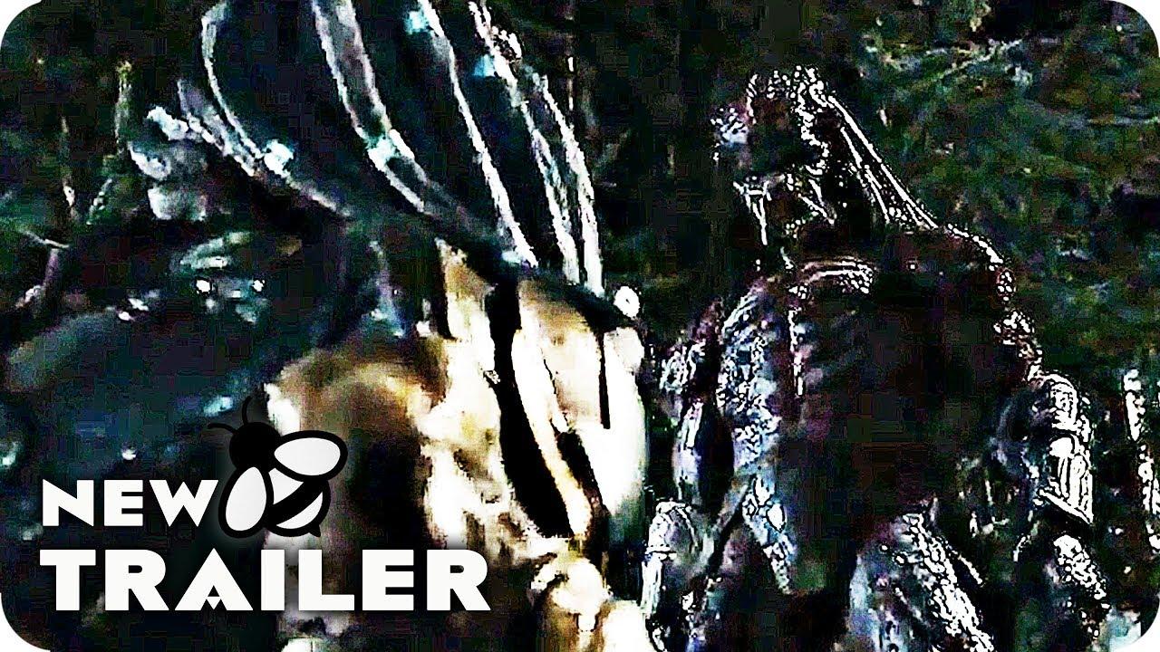 Download The Predator Trailer 2 (2018)