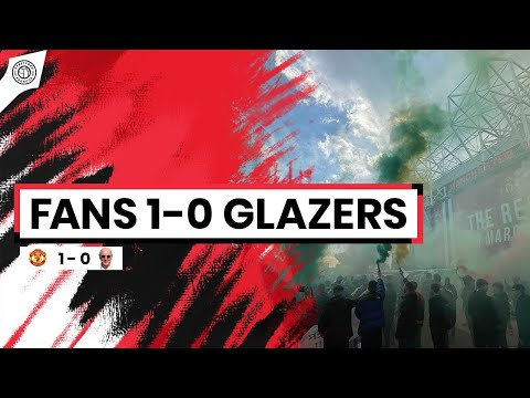 Fans 1-0 Glazers | Glazers Out REVIEW | Manchester United v Liverpool – POSTPONED