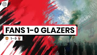 Fans 1-0 Glazers | Glazers Out REVIEW | Manchester United v Liverpool - POSTPONED