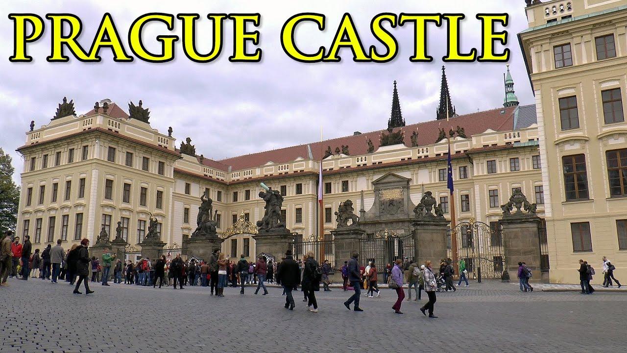Royal Walking Tour Prague