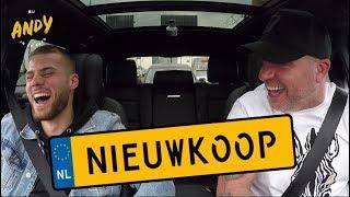 Bart Nieuwkoop - Bij Andy in de auto