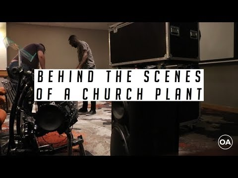 Behind The Scenes Of A Church Plant | Open Arms Dublin Irela