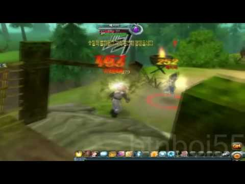 Dragon Ball Online GamePlay Fight Vs Vegeta HD