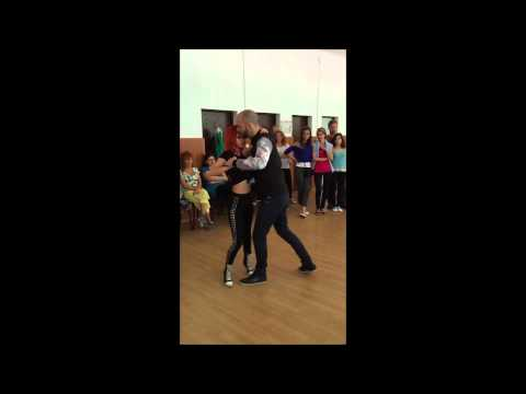Don Jose & Red Monica  - Kizomba & Sensuality workshop 2015