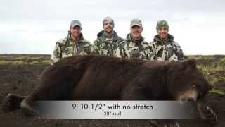 Membership Drive Hunt Winner: Grant Severe, Alaska Bear Hunt