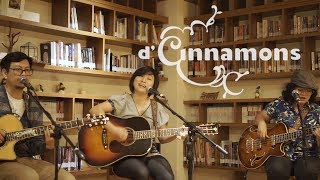 D'Cinnamons - So Would You Let Me Be... (LIVE from Nimna Book Cafe) | POJOK MUSIK