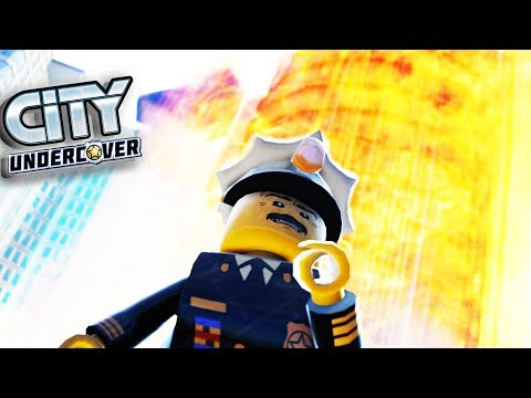 Lego City Undercover Game | SAVING THE WORLD!  | Lego City U