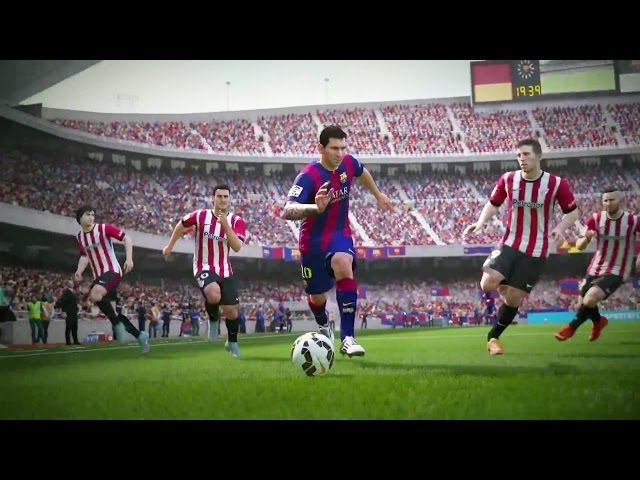 FIFA 16 - Trailer de gameplay E3 2015