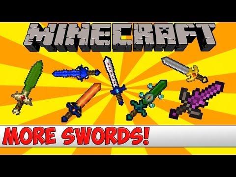 Minecraft Bukkit Plugin - More Swords - Tutorial