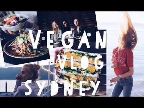 Sydney Vlog Vegan | Palm Beach, I take you brunching with my friends | Life Update