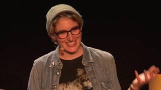 How to Become as Straight as a Rainbow | Anna Rosenwasser | TEDxHochschuleLuzern