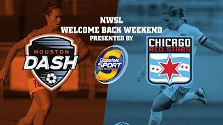 Houston Dash vs. Chicago Red Stars