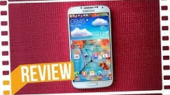 Samsung Galaxy S4  Review - HD