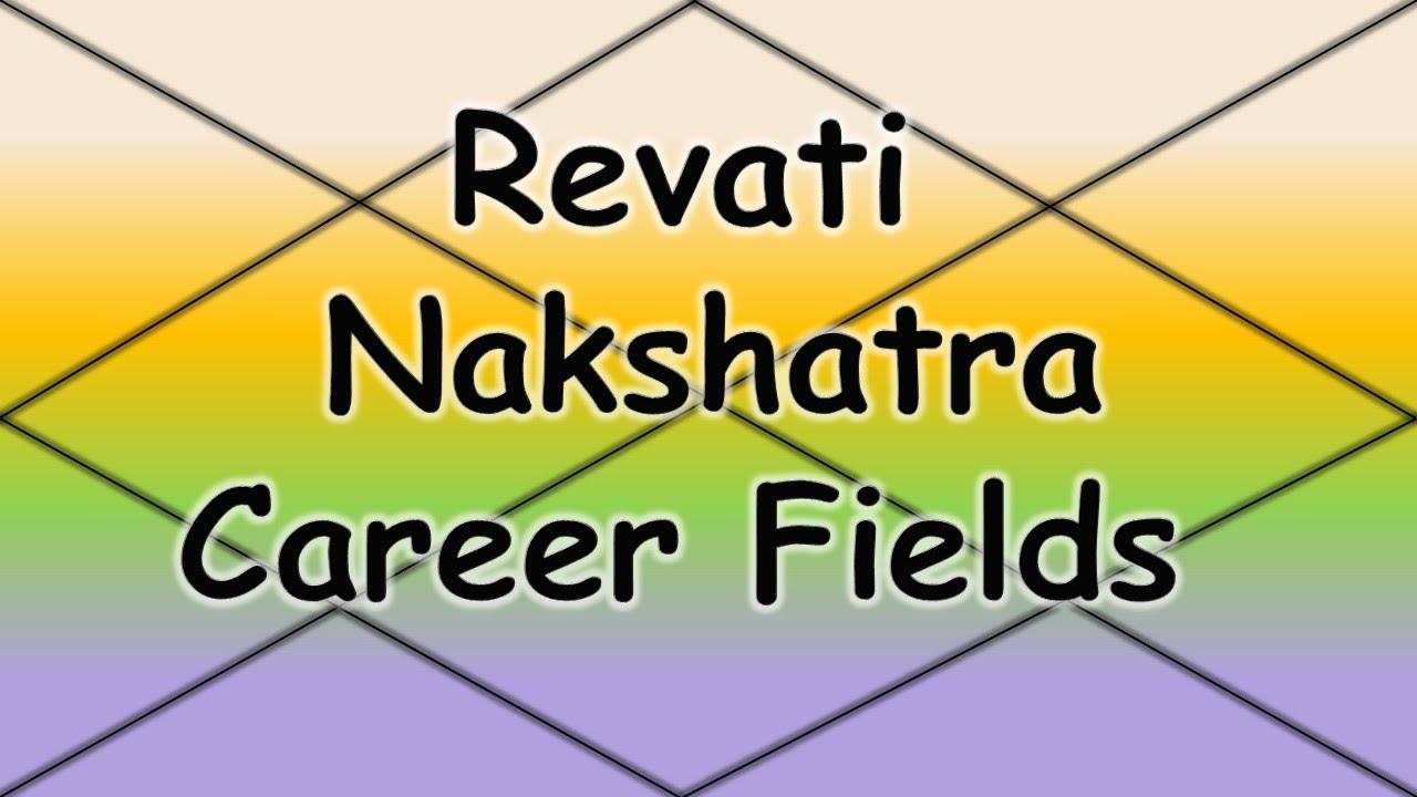 Revati Nakshatra Career/Professions (Vedic Astrology)