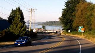 Day 136 - 08-16-2012 - Bremerton, WA (Illahee State Park)
