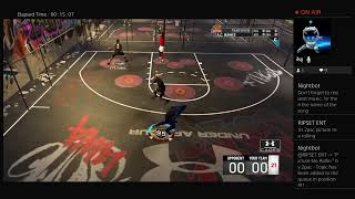 NBA 2k19 2 99 PURE SHARP PLAYING CAGES