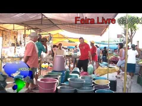 Feira Livre / São João do Rio do Peixe - Paraíba