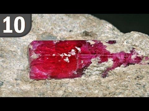 Top 10 Coolest Rare Gemstones