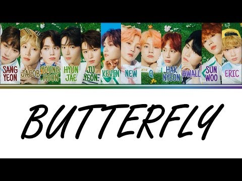 [Color Coded Lyrics] THE BOYZ (더보이즈) - Butterfly [Han/Rom/Eng]