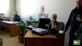 Драка в офисе управляющей компании