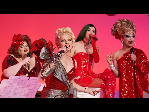 Courtney Act's Christmas Extravaganza - Big Opening