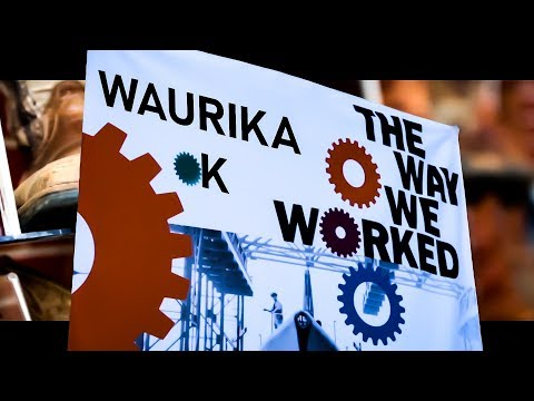 The Way We Worked Waurika Ok,