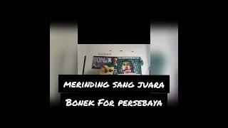 Gambar cover Ikuti Audisi Lagu Bonek Sang Juara || Ciptaan: Bonek For Persebaya Hadiahnya Menarik Cak!!!