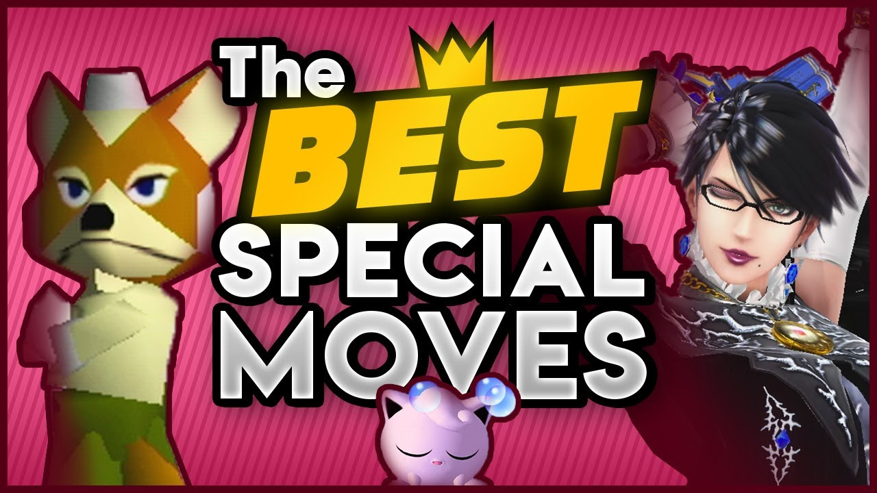 The Best Special Moves in Smash Bros. History thumbnail