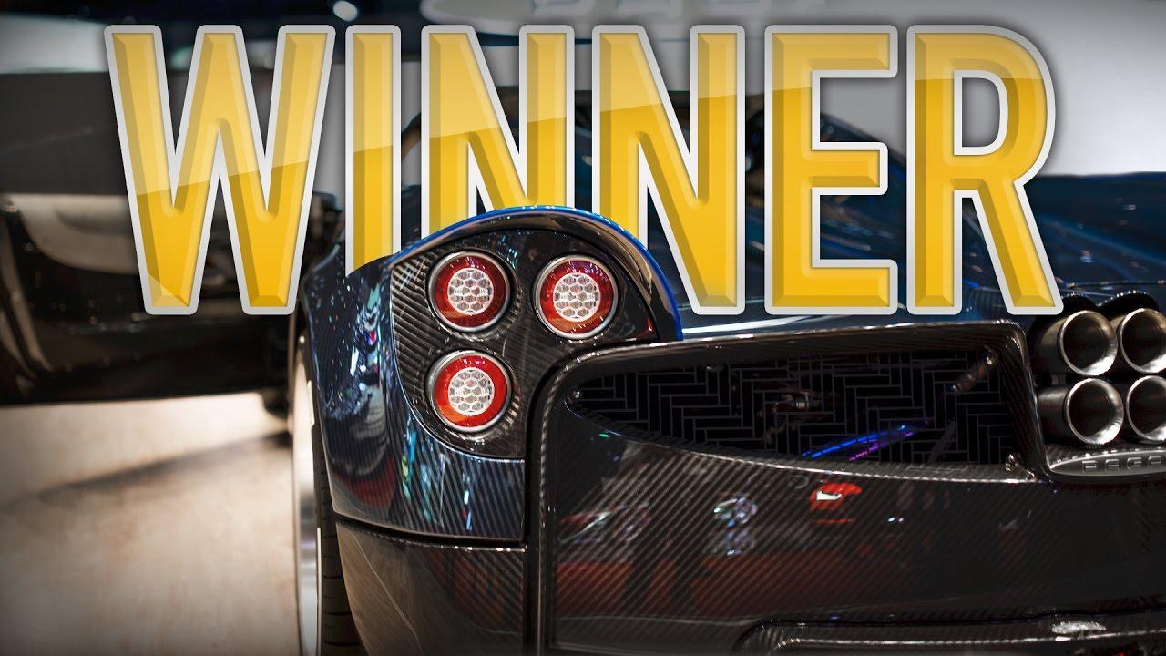 Pagani Huayra Roadster Review with Chris Pagani - YouTube