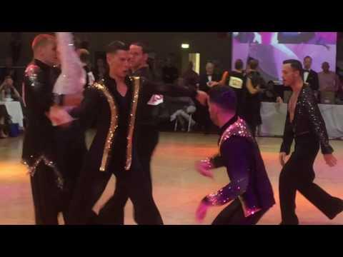 Michael Litke & Sergio Brilhante Latin European SS Champions 2017