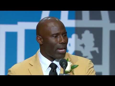 Terrell Davis - Career highlights and Long Beach State shout out our HOF speech
