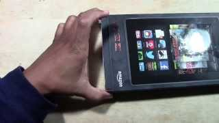 NEW Kindle Fire HD (2nd Gen) - Unboxing