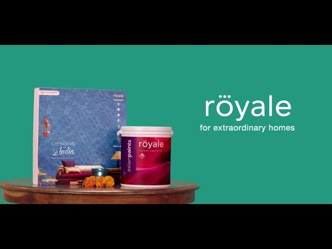 Royale Presents Extraordinary Designs Of India Kit.