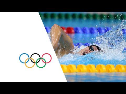 USA Break Women's 4 x 100m Medley World Record | London 2012 Olympics
