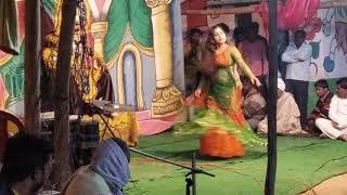 रावण के दरबार मे गीता जी ने सभी दरबारियों का भरपूर मनोरंजन किया