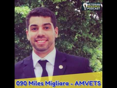 090 Miles Migliara - AMVETS