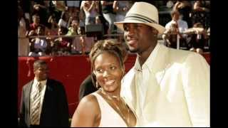 Dwyane Wade's Ex Wife Sues him for $50,000.
