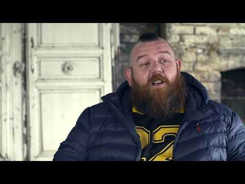 Fighting With My Family Interview with Nick Frost -