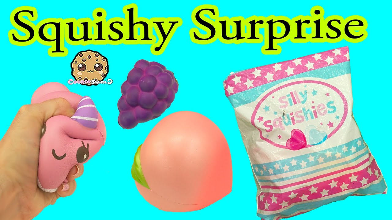 Silly Squishies Squishy Collection : Image Gallery silly squishies