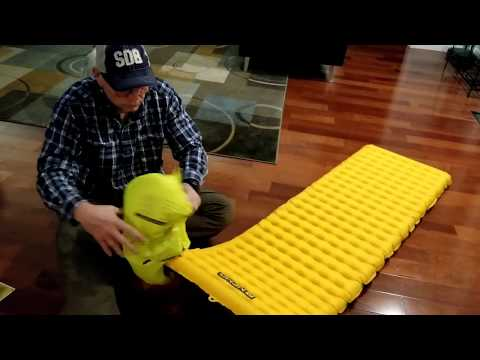 Best Lightweight Inflatable Sleeping Pads Doovi