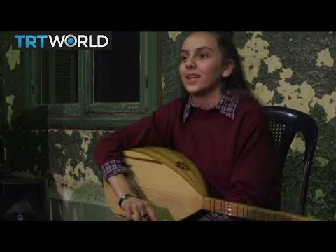 Refugee Crisis: Music offers refugees hope for a bright future